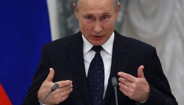 Putin Rewrites WWII History and Pushes Stalinist Propaganda