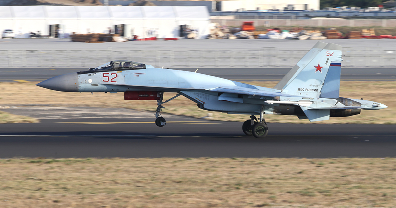 Egypt Risks US Sanctions If it Finalizes Deal For Russian Fighter Jets