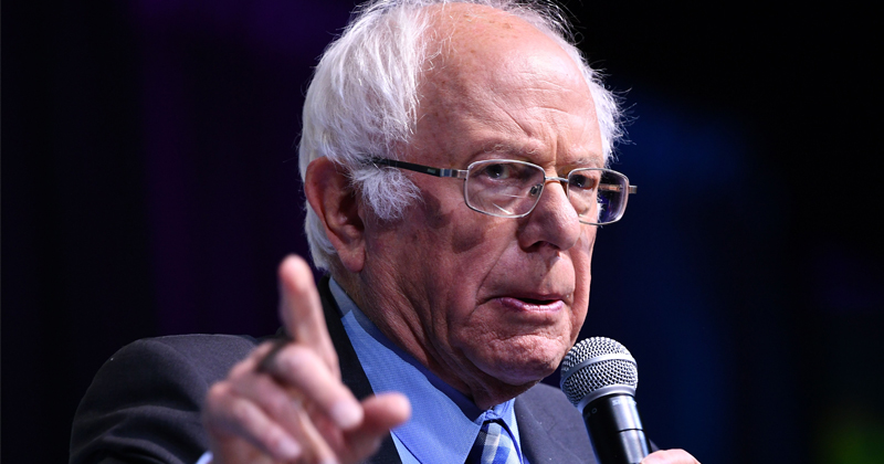 Sanders to Drop $30 Million on TV Ads to Win Older Voters - Report