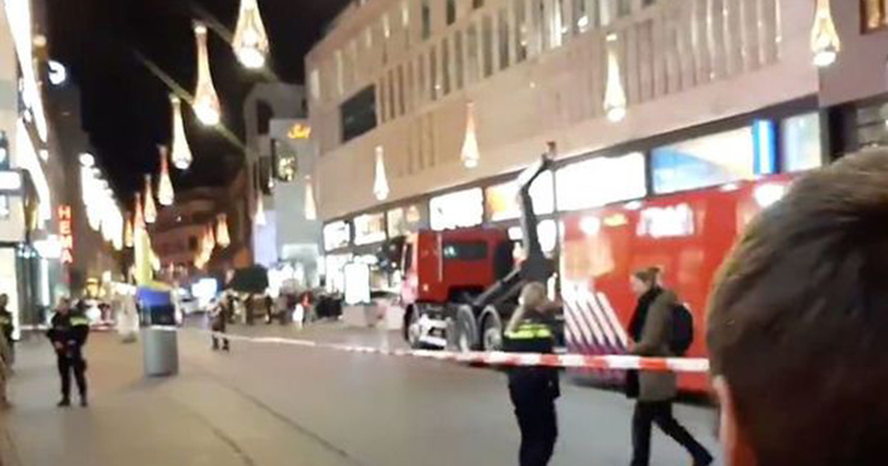Three Minors Wounded In Stabbing At Shopping District In The Netherlands, Police Say