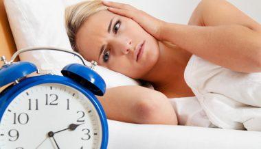 Americans Struggling to Fall Asleep & Stay Asleep