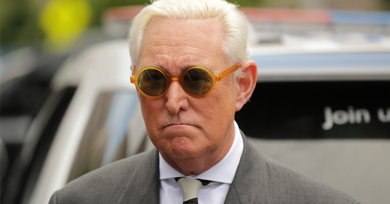 Judge Greenlights Anti-Trump Feds as Jurors For Roger Stone Trial