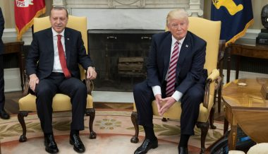 "Erdogan Showed ""Surreal"" Propaganda Video From iPad to GOP Members During White House Visit - Reports"