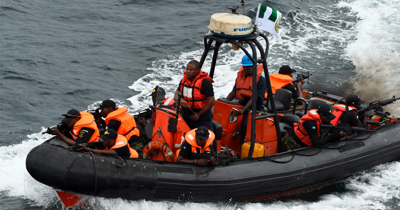Piracy Thrives in West African Waters