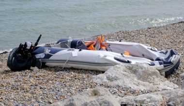 Four Migrant Boats Caught Crossing English Channel in One Day