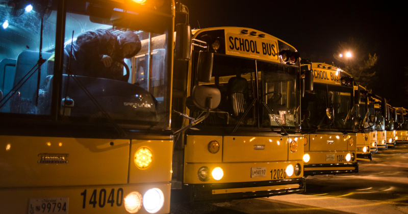 School District Adopts '70s-Style Busing Plan Despite Widespread Opposition