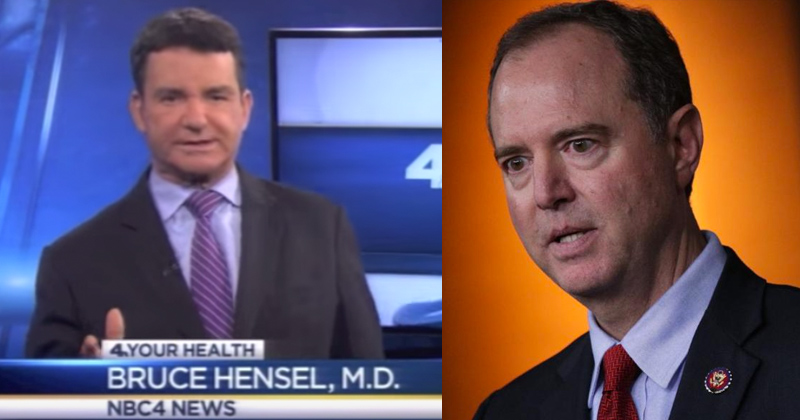 NBC Medical Correspondent, Friend of Adam Schiff Arrested for Sexting 9-year-old