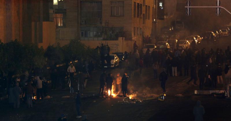 Iran Protests Leave Over 100 Dead - Report