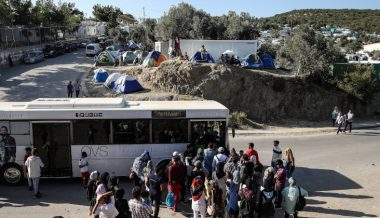Greece Planning 'Air Tight' Borders, Migrant Camp Overhaul