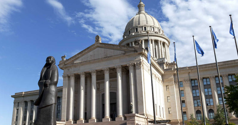 Crime Surges in Oklahoma as Republicans Continue to Open Prison Doors
