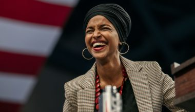 Ilhan Omar Says She'd Vote For Biden Even If He Sexually Assaulted Tara Reade