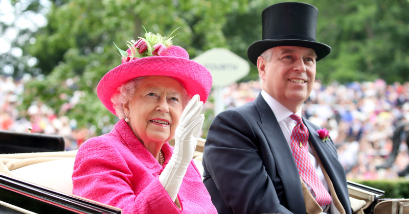 Queen Bans Prince Andrew From Meeting Trump During Upcoming Visit - Report