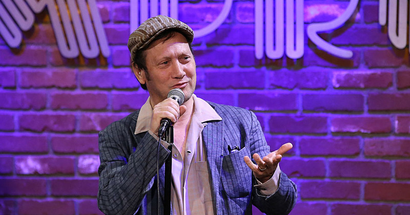 """Comedian Rob Schneider: Californians """"Would Vote for Bowl of Sh*t If Had 'D' Next to It"""""""