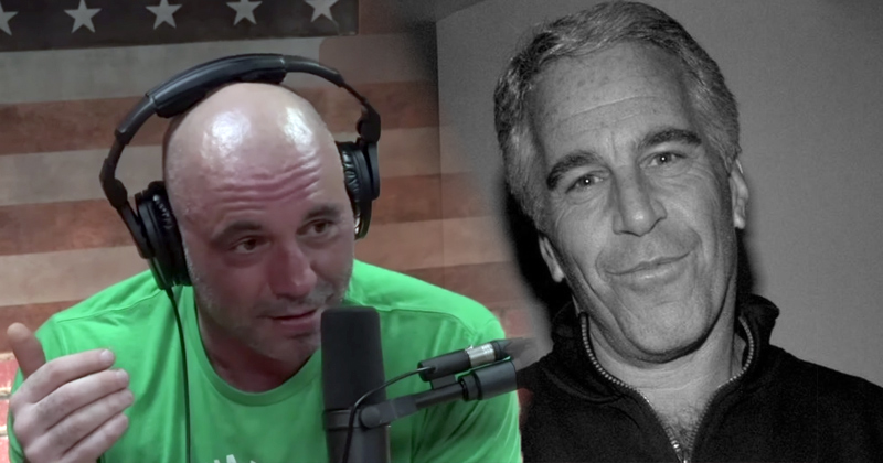 Joe Rogan: Jeffrey Epstein Didn't Kill Himself