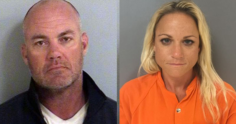 Sheriff's Deputy and Middle School Teacher Wife Arrested on 60 Counts of Child Pornography