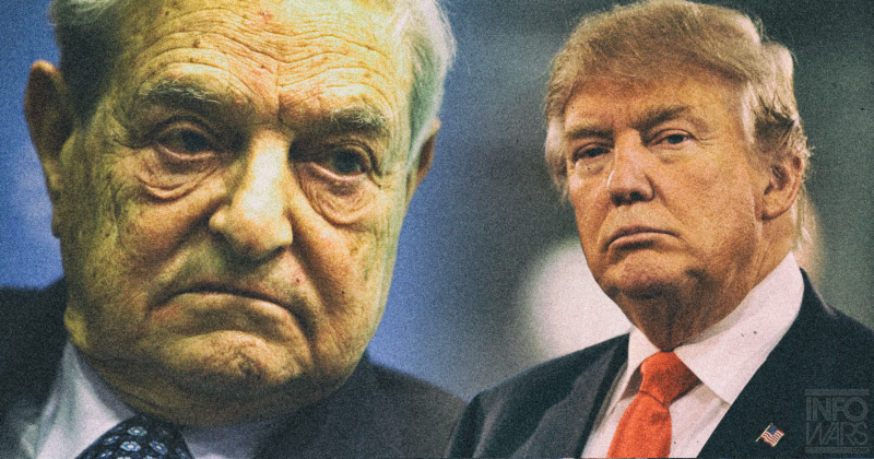 Soros-Linked 'Dark Money' Group Is Funding Ads Urging Vulnerable Republicans To Impeach Trump, Records Show