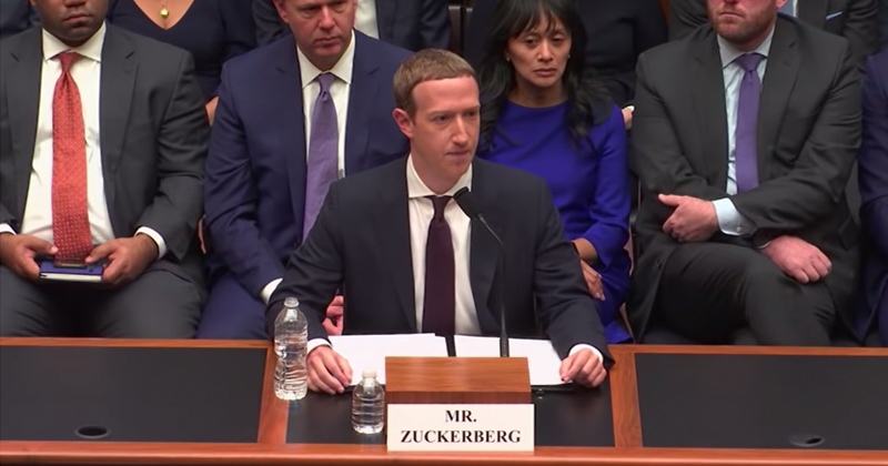 Watch: Zuckerberg Tells Congress How Facebook Censors Vaccine Safety