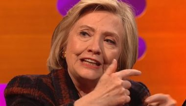 Hillary Clinton: Trump Incited Mass Shootings At Synagogues, Churches And Walmart…