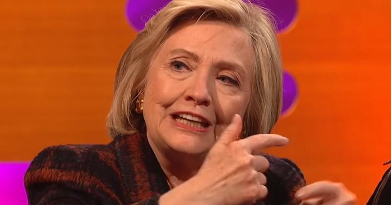 Hillary Clinton Lumps Armed Shutdown Protesters Alongside 'Domestic Terrorism'