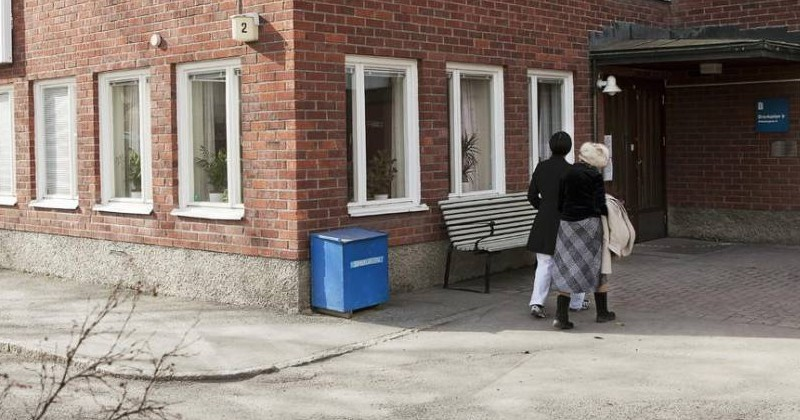 Stockholm: Elderly Residents Kicked Out of Apartments to Make Way For Migrants