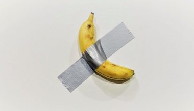 "Banana Duct-Taped to a Wall ""Art Installation"" Sells For $120,000"
