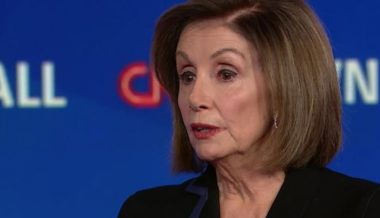 "Pelosi: ""Civilization Itself is at Stake"" if Trump Wins Re-Election"
