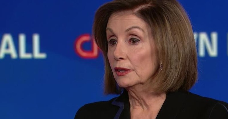 """Pelosi: """"Civilization Itself is at Stake"""" if Trump Wins Re-Election"""