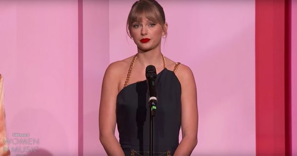 Taylor Swift Calls Out Soros During Billboard Woman of the Decade Speech