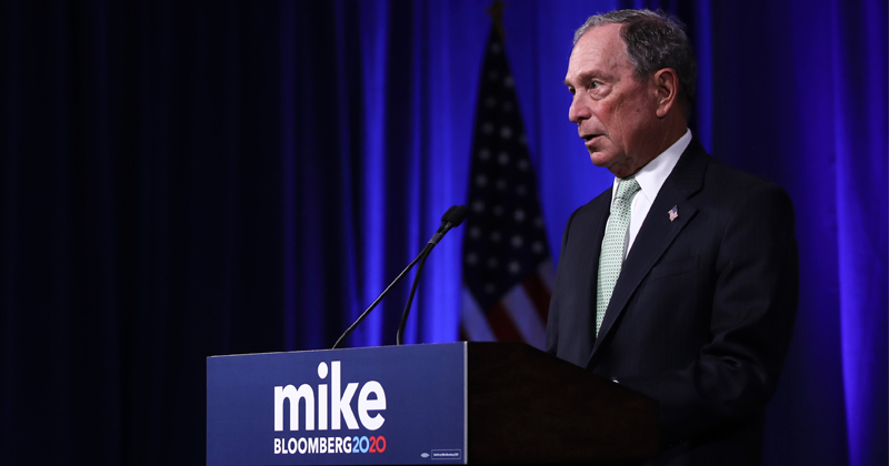 Trump Campaign Blacklists Bloomberg News Over 'Unfair Reporting Practices'