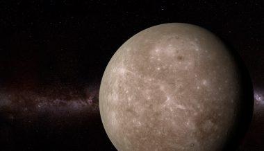 Mercury transit observed at observatory