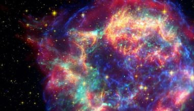 Stellar Vibes: Neutron Star-Quakes 'Clear Up Mystery' of Milky Way's Age