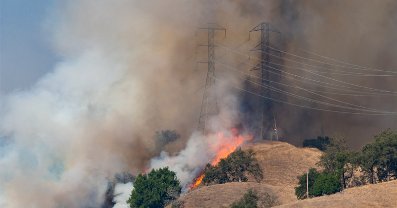 How California's Government Plans to Make Wildfires Even Worse