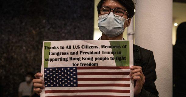 "Trump Jr: Time Magazine Picks ""Marketing Gimmick"" Greta Over Hong Kong Protesters For POTY"