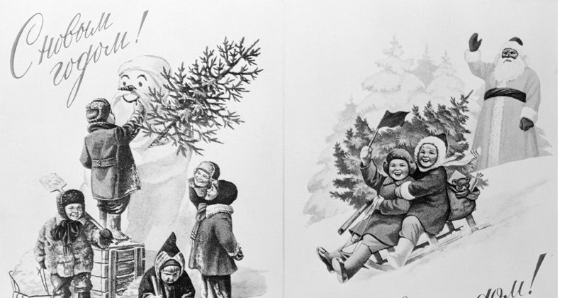 How the Soviets Replaced Christmas with a Socialist Winter Holiday