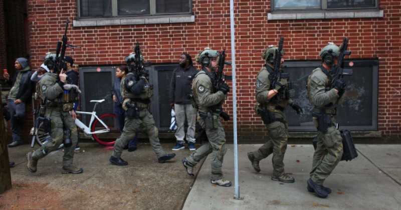 New Jersey Black Supremacist Shooting Being Treated as Act of Terrorism