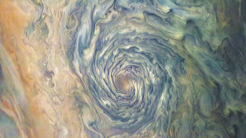 NASA Uncovers Amount of Water in Jupiter's Atmosphere