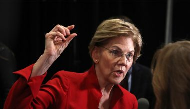 Elizabeth Warren Shouldn't Be So Proud that Her Big Plans Are Already