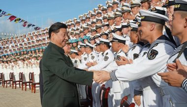 China about to replace US as strongest naval power. Is Washington too late to stop it?