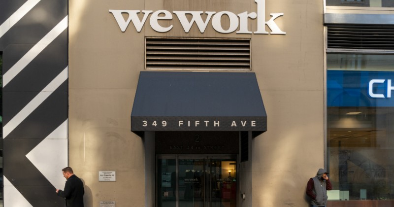 Did SoftBank's Bailout For WeWork Just Collapse?