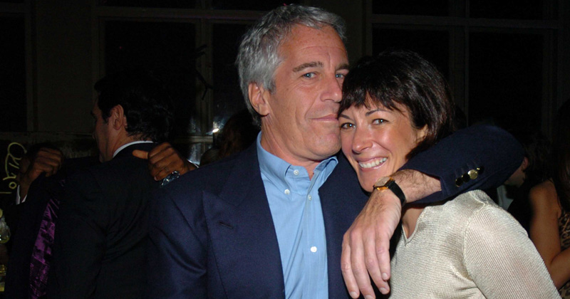 """Jeffrey And I Had Everyone On Videotape"" Ghislaine Maxwell Reportedly Told Friend"
