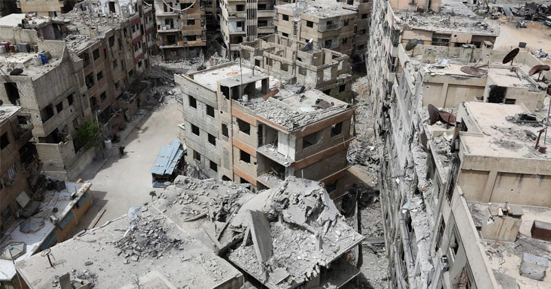 WikiLeaks: Senior OPCW official ordered deletion of dissenting report on Syria chemical attack