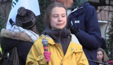 "Greta Thunberg Threatens to Put World Leaders ""Against the Wall"" if They Refuse to Fight Climate Change"