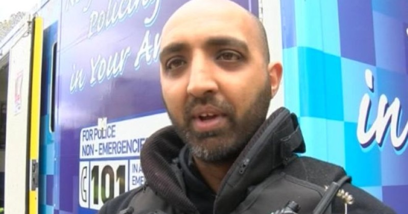 Muslim Police Officer Hired to Promote Diversity Ends Up Being Part of Grooming Gang