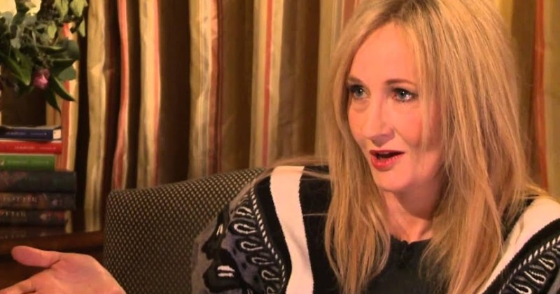 JK Rowling Cancelled by Woke Outrage Mob For Saying Biological Sex is Real