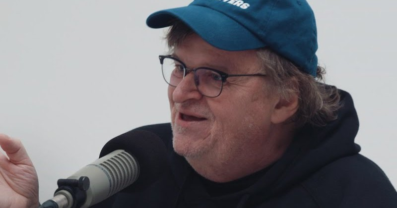 """Michael Moore: """"White People Are Not Good People...You Should Be Afraid of White People"""""""