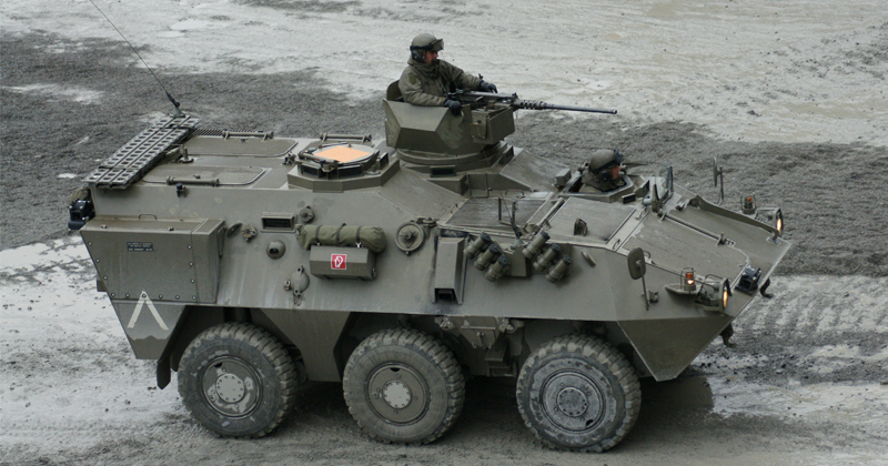 """Belgian Soldiers Now Too Tall to Fit in Military Vehicles After $34 Million """"Safety Upgrade"""""""