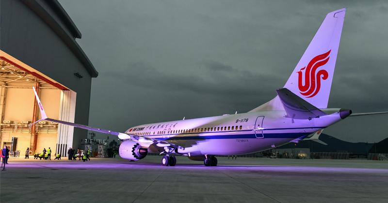 China Stops Hiring Boeing 737 Max Pilots Amid Production Suspension Threat