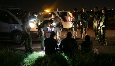 Border Apprehensions Plummet