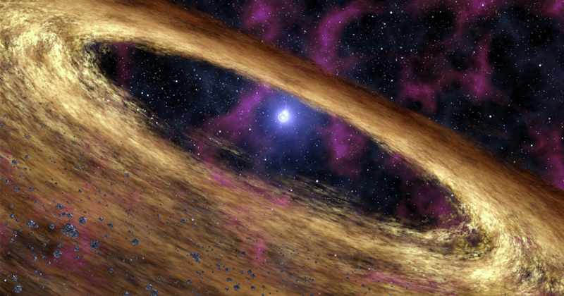 Strange Halo of Earth's Nearby Pulsar Could Hold Key to Puzzling Mystery - Astronomers