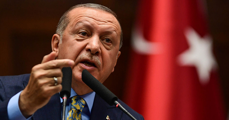 Turkish President Erdogan Warns of Fresh Wave of Refugees to Europe in 2020